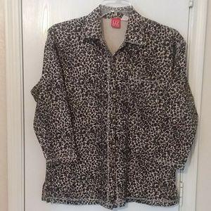 🌻[Liz Claiborne] Cardagin/Sweater